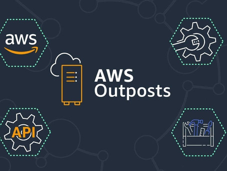 Smaller Form Factor AWS Outposts- Soon Available in 2021