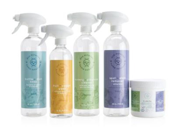 DNA Miracles® Home Solutions Bundle with Bottles