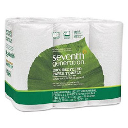 Recycled Paper Towel Rolls, 24 RLCT