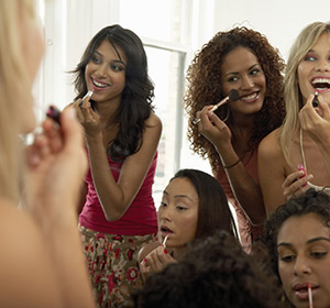 Host Your Own Make-up Party