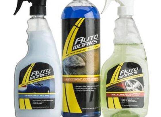 Autoworks™ Car Wash Promo Pack - Eco Friendly