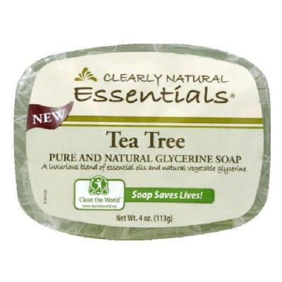 Tea Tree Glycerine Soap, 4 Oz