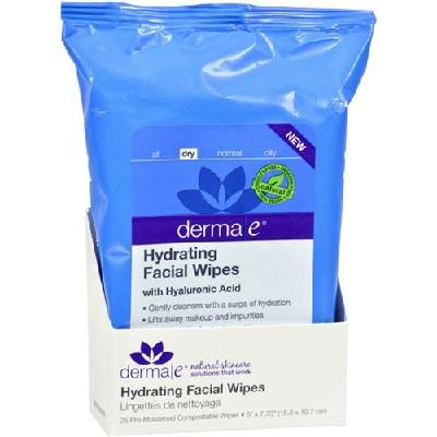 Facial Wipes - Hydrating