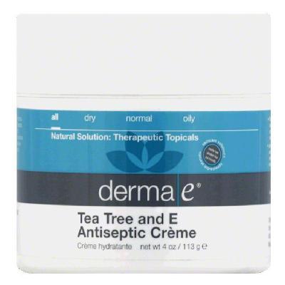 Antiseptic Tea Tree & E Oil Cream, 4 OZ