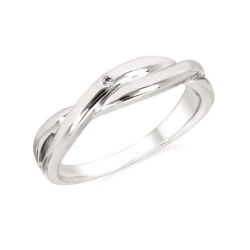 Diva Braided Ring