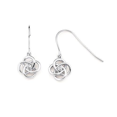 Diva Rose Earrings