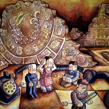 The Enigma of Quetzalcoatl