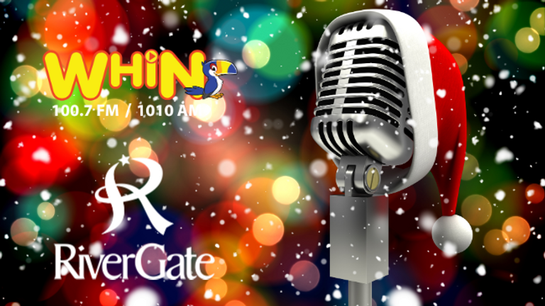 WHIN Christmas Caroling Contest