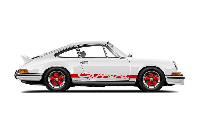 DIGITAL DOWNLOAD - 73RS White/Red