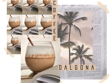 Creamy Dalgona Coffee