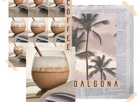 Creamy Dalgona Coffee