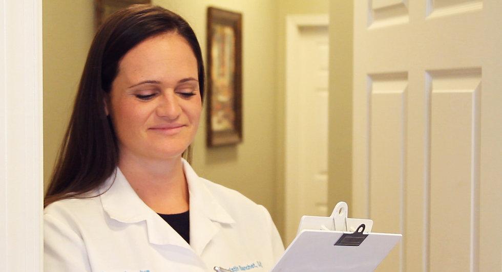 Dr Kristin Blanchet - Palm City Podiatry