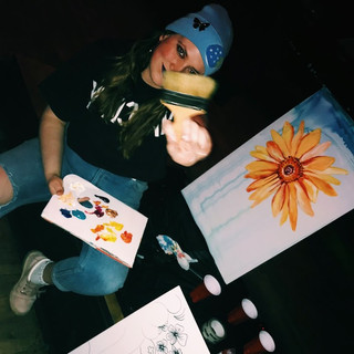 HIP HOP IN COLORS 2018: LIVE PAINTING
