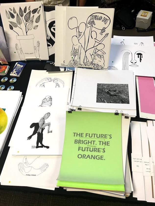 Vancouver Art & Book Fair 2017
