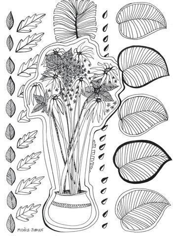 ink illustration, 2016