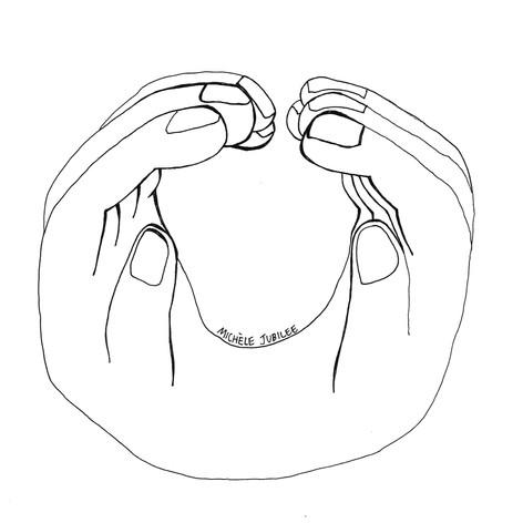 HANDS (black & white)