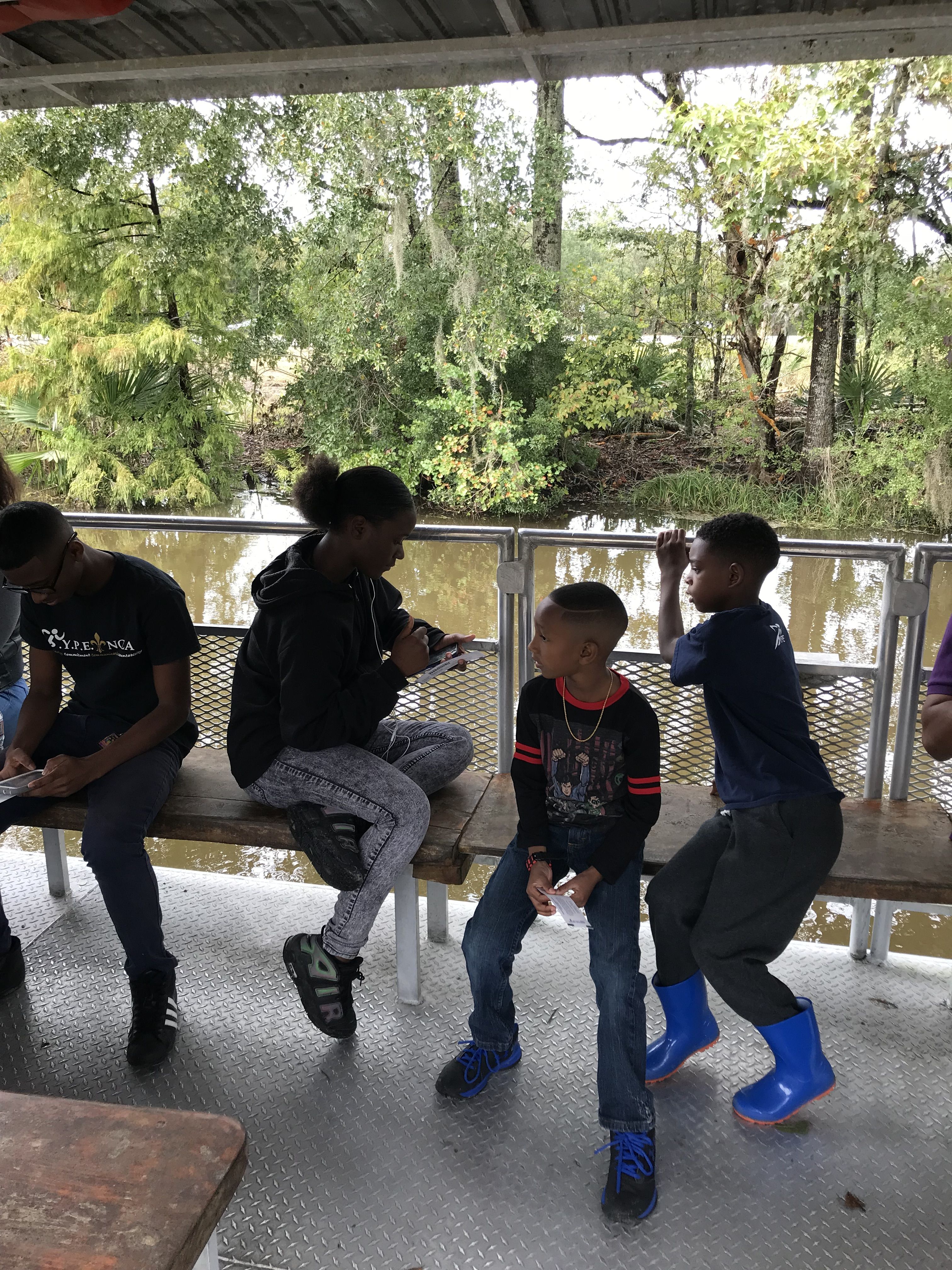 Swamp tour 18