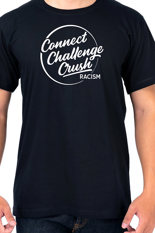 Connect-Challenge-Crush Mens Short Sleeve Tee