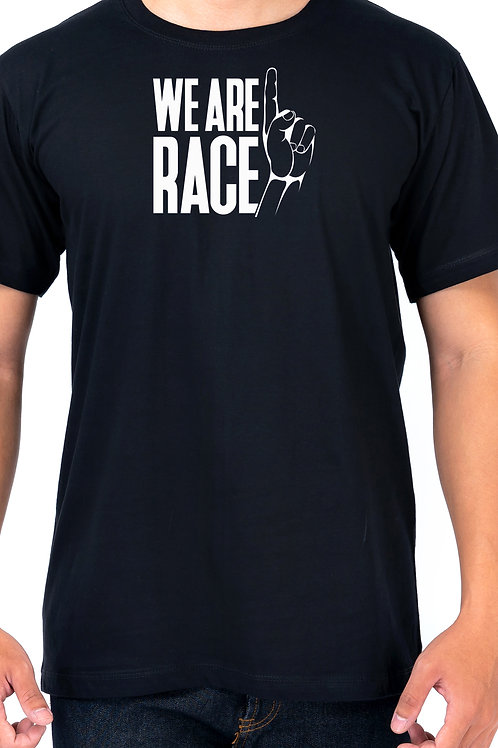 We Are One Hand- Mens Short Sleeve Tee