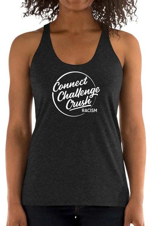 Connect-Challenge-Crush Women's Racerback Tank