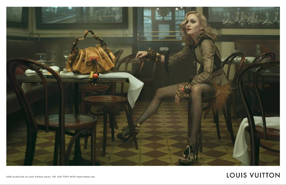 Madonna for Louis Vuitton 2009