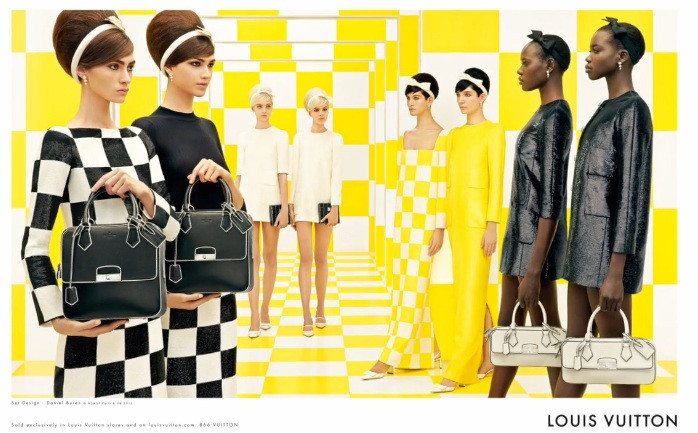 Louis Vuitton 2013 Collection Ad