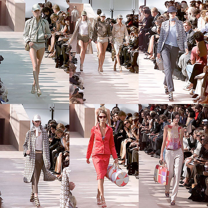Louis Vuitton Summer 2000 Ready-to-wear Collection