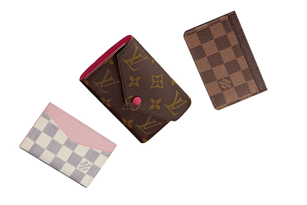Louis Vuitton card cases compact wallet