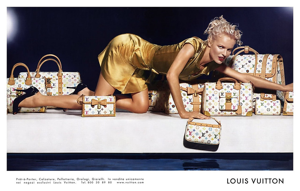 Louis Vuitton Marc Jacobs Murakami Collaboration