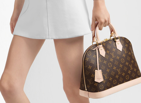 The ultimate guide to Louis Vuitton's iconic Alma purse