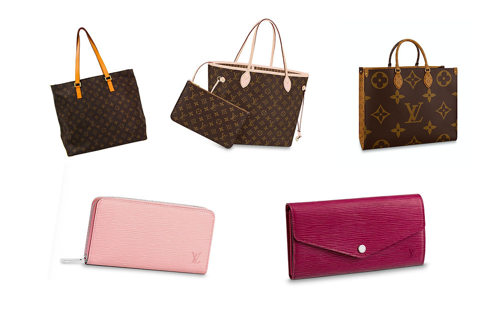 Louis Vuitton Work Tote bags