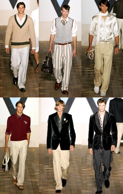 Louis Vuitton Marc Jacobs Men's Collection