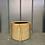 Thumbnail: Potteskjuler bendt square stor , 10x10cm