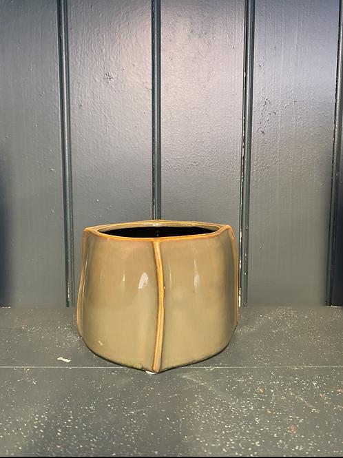 Potteskjuler bendt square stor , 10x10cm