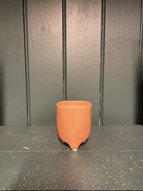 Potteskjuler trioben liten 6.5x8cm