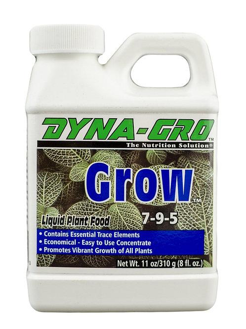 Flytende gjødsel Grow 7-9-5, 32 oz (ca 1 liter)
