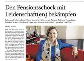 Artikel in den Salzburger Nachrichten