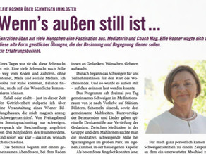 Feature im Magazin Lebenswert
