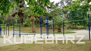 Barras Parque El Cerro