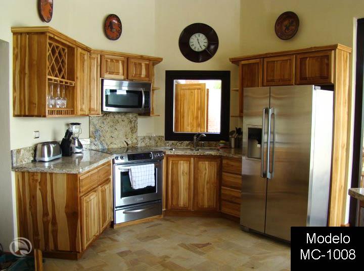 Muebles de Cocina | Madera Solida