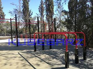 Parque de Calistenia Cerro San Cristobal