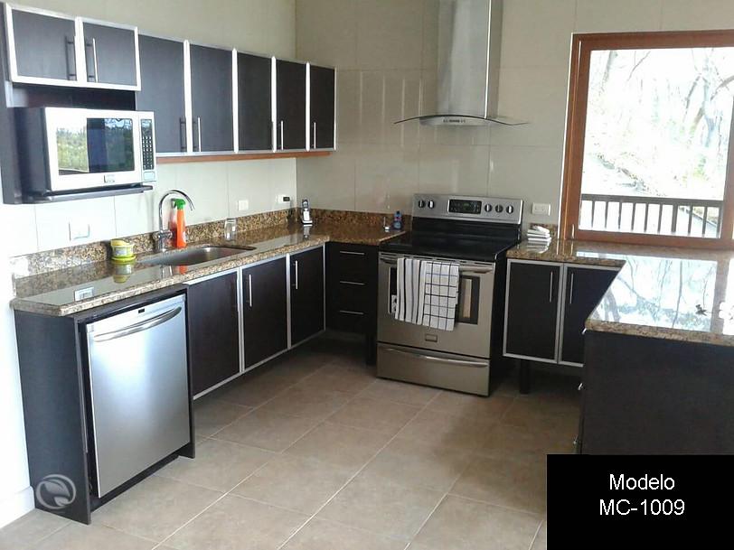 Modelo MC-1009-Mueble de Cocina-Costa Rica