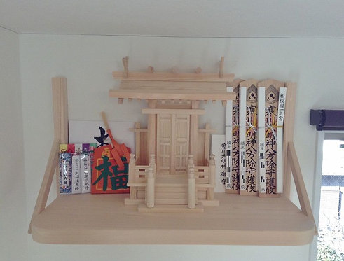 65cm神棚板+宮形