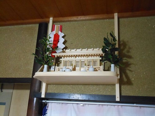 60cm神棚板+宮形