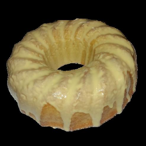 Lemon Velvet Bundt Cake