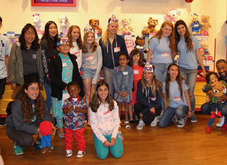 Building More Than Just Bears: A Day of Friendship and Fun for Children with Visual Impairment and S
