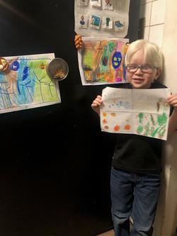 Aaron's Drawings