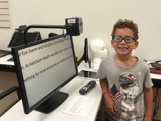 Donated Technology Changes Young Lives