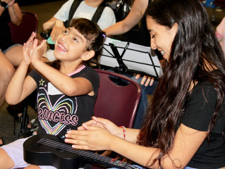 Music Lessons Inspire Children with Vision Loss
