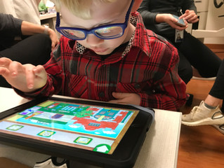 Low Vision Devices Level the Playing Field for Children with Vision Loss